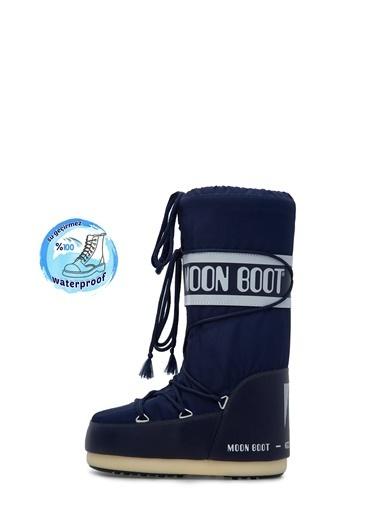 Moon Boot Bot Lacivert